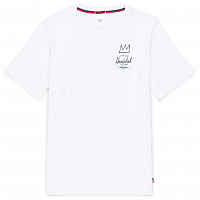 Herschel TEE BASQUIAT BRIGHT WHITE