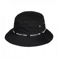 DC SCRATCHER BUCKE M HATS BLACK