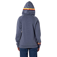 Rip Curl REVIVAL ZIP HOOD CHINA BLUE