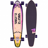 Z-Flex ZFX Comp - Roundtail POP PURPLE FADE