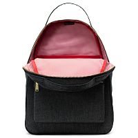 Herschel NOVA MID-VOLUME Black Crosshatch
