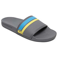 Quiksilver RIVI SLIDE M SNDL GREY/BLUE/YELLOW