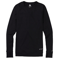 Burton WB LIGHTWEIGHT CREW TRUE BLACK