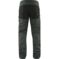 Fjallraven VIDDA PRO VENTILATED TRS M LONG Dark Grey/Black