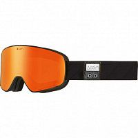 Cairn MAGNITUDE SPX3I MAT BLACK ORANGE