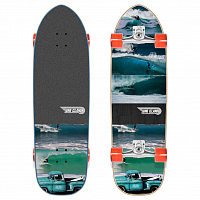 Long Island Swell Surfskate 34