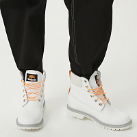 Timberland 6 INCH WP HERITAGE BOOT White