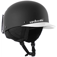 SANDBOX CLASSIC 2.0 SNOW BLACK TEAM (MATTE/GLOSS)