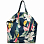 ENGINEERED GARMENTS CARRY ALL TOTE NAVY HAWAIIAN FLORAL MICROFIBER