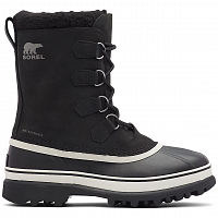 Sorel CARIBOU (MENS) Black, Dark Sto