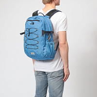 The North Face BOREALIS CLASSIC DONBLUE/URBNA (PN1)