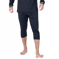Planks Fall-line Base Layer 3/4 Pant BLACK