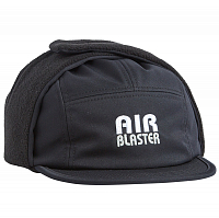 Airblaster AIR FLAP CAP BLACK