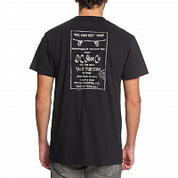 DC TACO TUESDAY SS M TEES BLACK