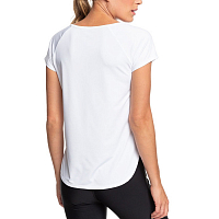Roxy KEEP TRNG TEE J KTTP White