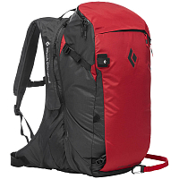 Black Diamond JETFORCE PRO PACK 35L RED