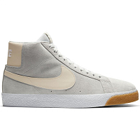 Nike SB ZOOM BLAZER MID PHOTON DUST/LIGHT CREAM-WHITE-WHITE
