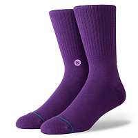 Stance Staples Icon PURPLE