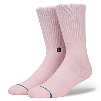 Stance Uncommon Solids Icon PINK