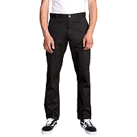 RVCA THE WEEKEND STRETCH BLACK