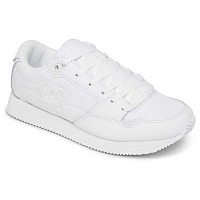 DC ALIAS J SHOE WHITE/WHITE