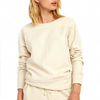 RVCA MADDY TOP Oatmeal