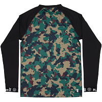 Planks Fall-line Base Layer TOP AUTUMN CAMO