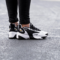 Nike WMNS NIKE ZOOM 2K WHITE/BLACK