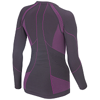 ACCAPI POLAR BEAR SEAMLESS BLACK/CYCLAMEN