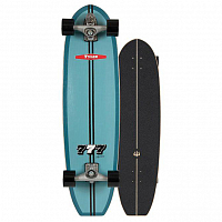 Carver CX Tyler 777 Surfskate Complete RAW