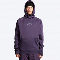 Billabong DOWNHILL HOOD DARK PURPLE