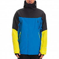 686 MNS GLCR GORE ZONE THERMA JKT STRATA BLUE COLORBLOCK