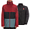 686 MNS SMARTY 3-IN-1 FORM JACKET RUSTY RED COLORBLOCK