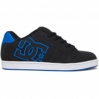 DC NET M SHOE BLACK/ROYAL