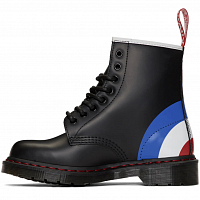 DR.MARTENS THE WHO 1460 HI BLACK