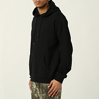 Dickies PHILADELPHIA REGULAR HOODY BLACK