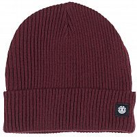 Element FLOW II BEANIE NAPA RED