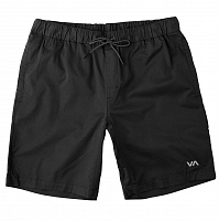 RVCA SPECTRUM SHORT BLACK