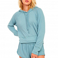 RVCA NIGHT OFF HOODIE LEAD