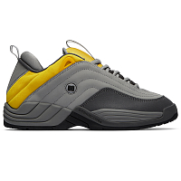 DC WILLIAMS OG M SHOE GREY/YELLOW