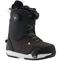 Burton RITUAL LTD STEP ON BLACK/MULTI
