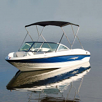 Jobe Addict Boat Bimini ASSORTED