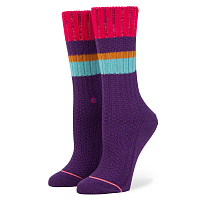 Stance FOUNDATION WOMEN BREAKTIME PURPLE