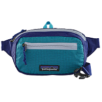 Patagonia ULTRALIGHT BLACK HOLE MINI HIP PACK COBALT BLUE