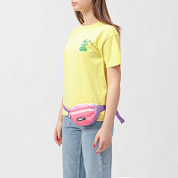 OBEY RAPIDS WAISTPACK PINK / PURPLE