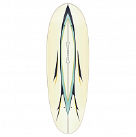 Carver NOMAD SURFSKATE DECK ASSORTED