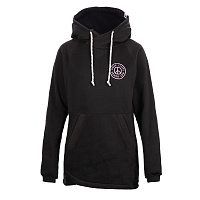 Planks Peace Double Hoodie BLACK