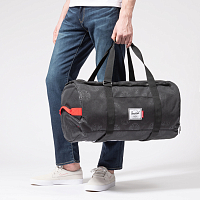 Herschel INDEPENDENT SUTTON CARRYALL INDEPENDENT MULTI CROSS BLACK