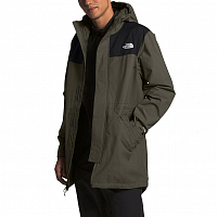 The North Face M CTY BRZ RAIN PKA NWTPEGRN/TN (BQW)