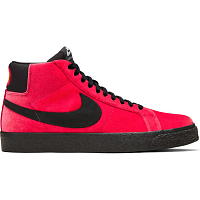 Nike SB ZOOM BLAZER MID ISO UNIVERSITY RED/BLACK